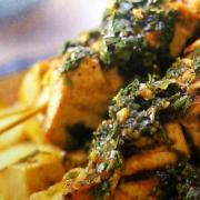 Brochettes de thon épicées à la marocaine