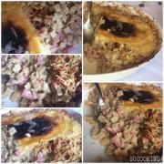 Croziflette reblochon lardon