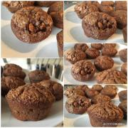 Muffin moelleux façon brownie