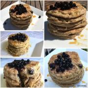 Pancakes vegan healthy