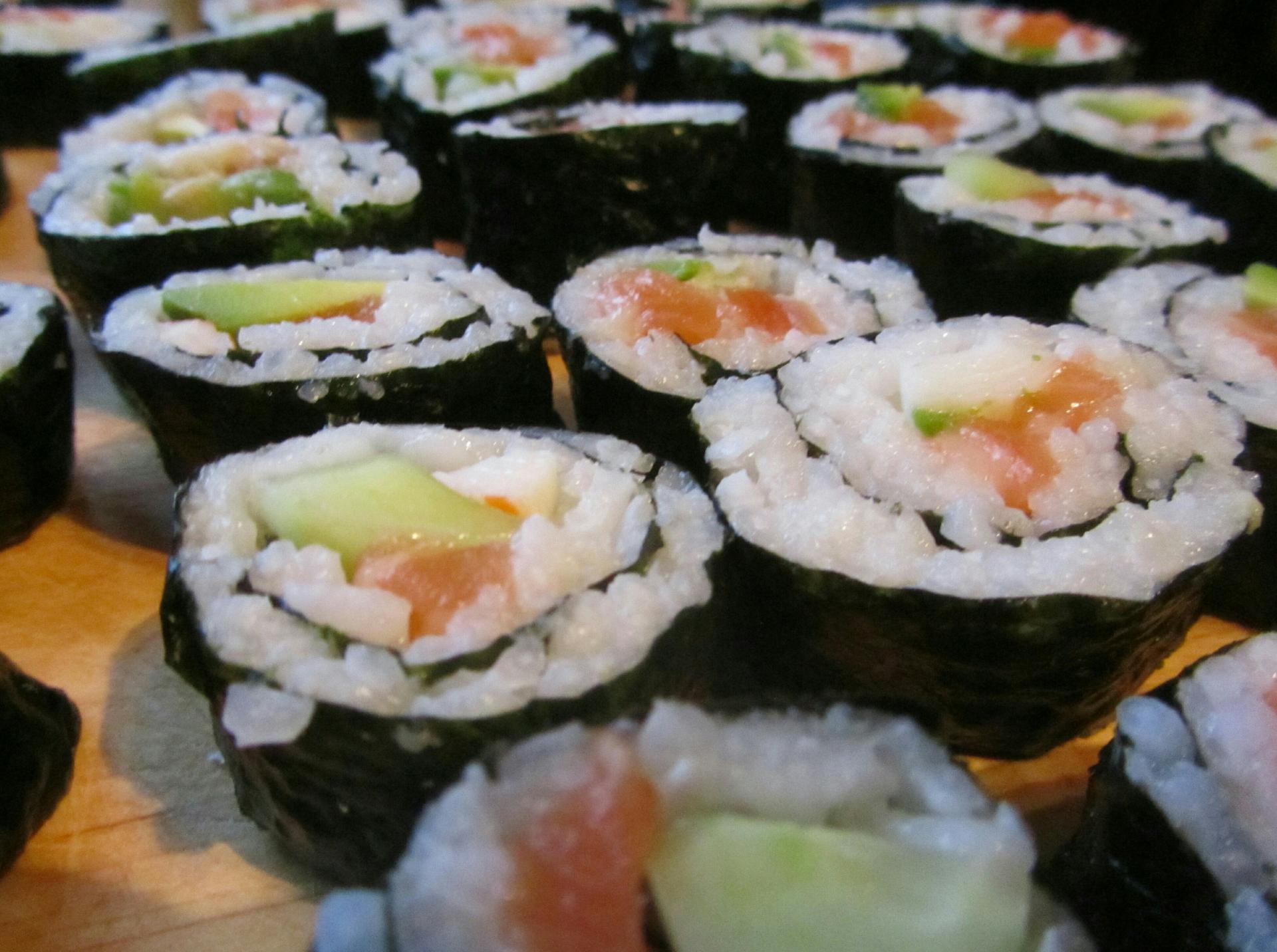makis japonais