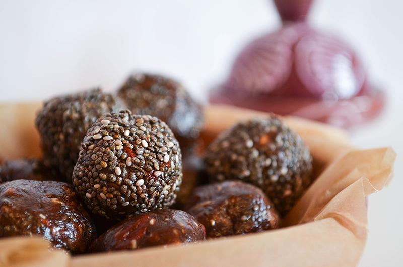 Blissball coco et chocolat