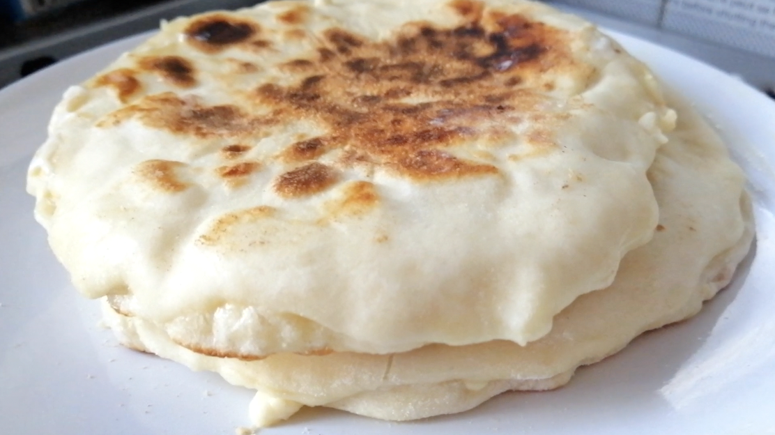 Cheese naan 3