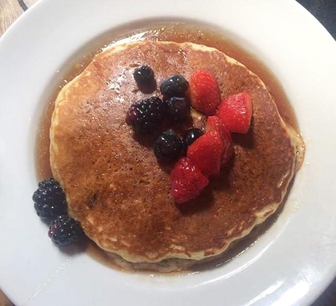 Pancakes à l'américaine