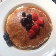 Véritables pancakes américains