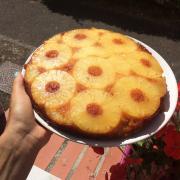 Gateau moelleux à l'ananas