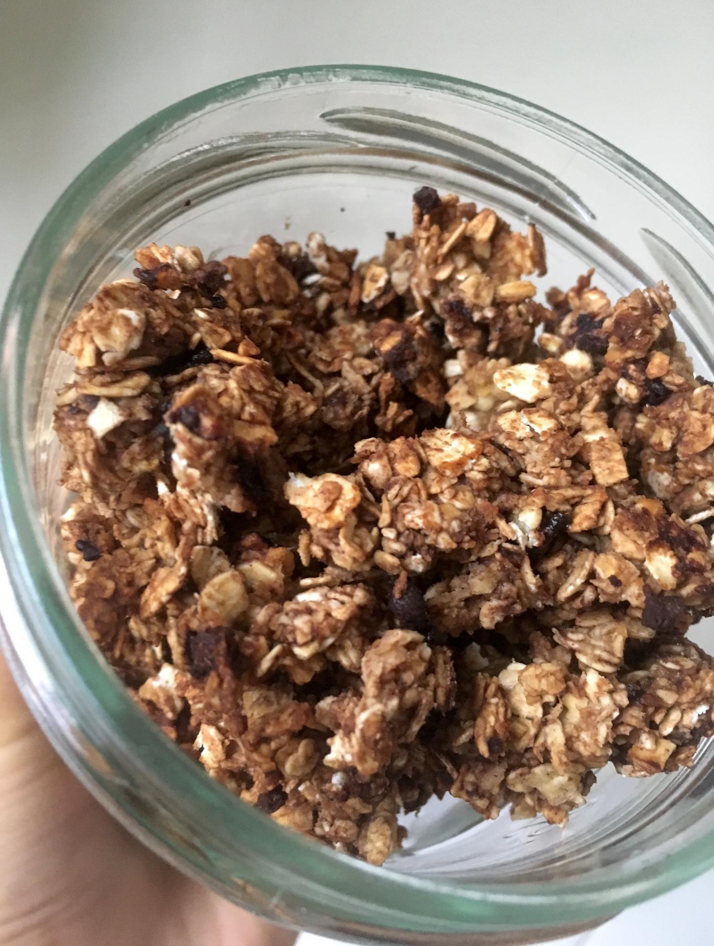 Granola croustillant307