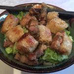Bo Bun viet, vermicelles de riz au boeuf ou au porc sauté