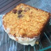 Carrot cake façon starbucks
