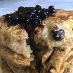 Pancakes vegan healthy 11 min