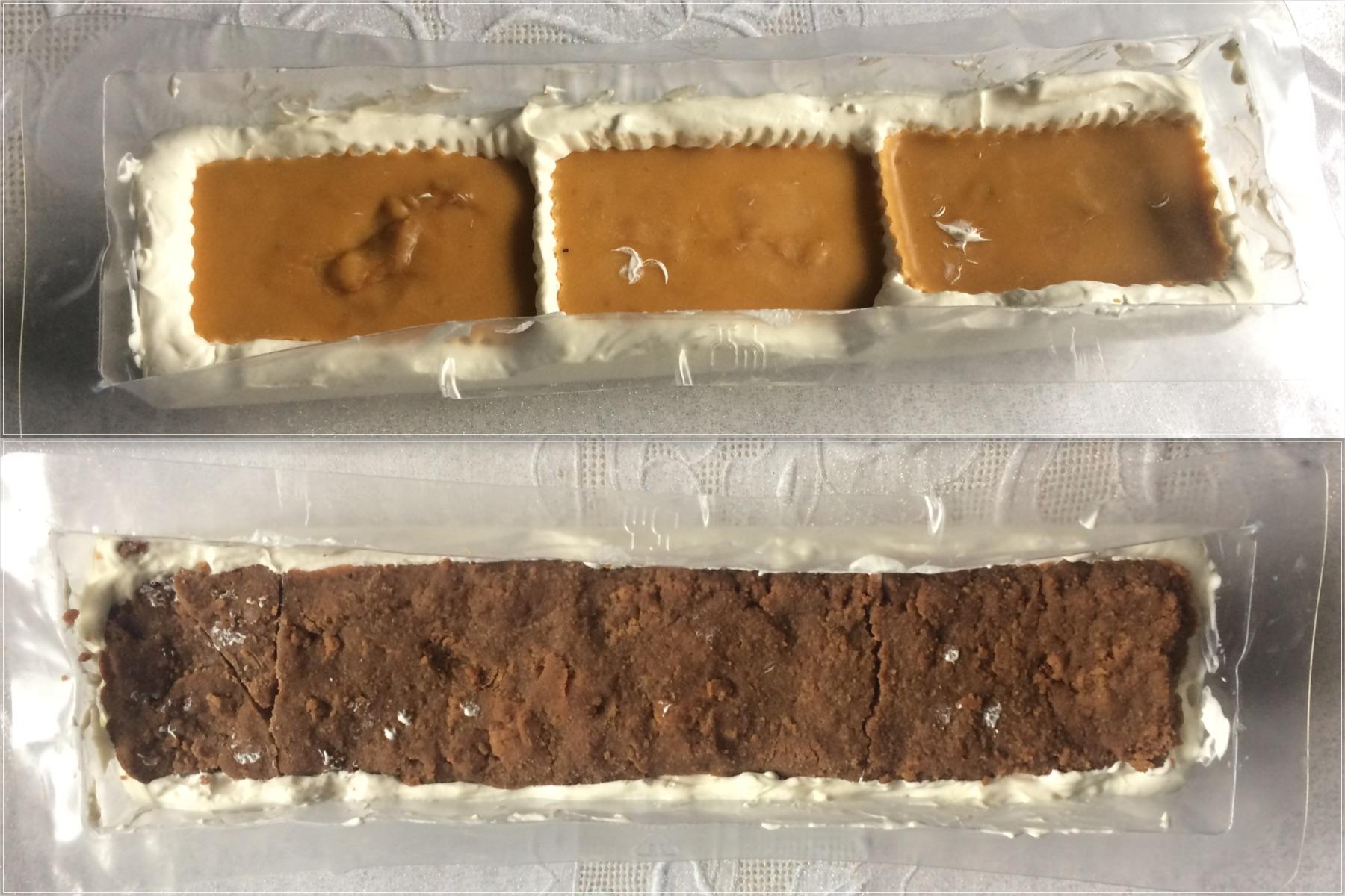 Buche vanille caramel et spéculos